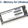 Patriot Memory for Ultrabook – Scaling SODIMM RAM Density vs. Battery Life