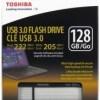 Toshiba TransMemory Pro EXII 128GB USB 3.0 Flash Drive